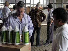 Minister of Agriculture & Food Visitation